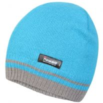 Fordville Ladies Acrylic Beanie - Striped